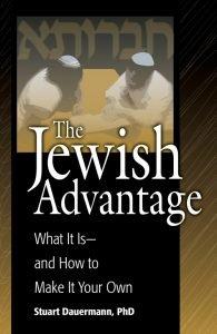 The Jewish Advantage Cover