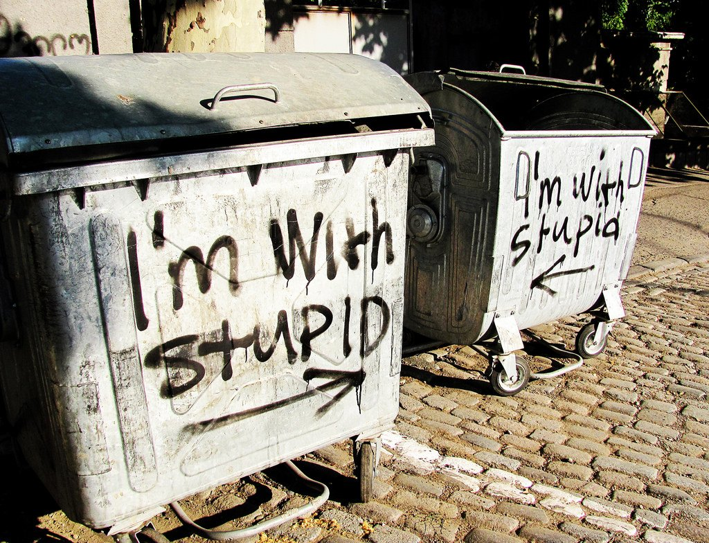 Trash Talk is Garbage: What To Do About It (Part I)