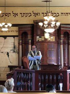 Rabbi Stuart Dauermann Teaching
