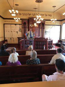 Rabbi Stuart Dauermann Teaching in Seattle